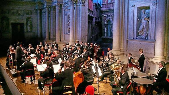 ITALIA - Vicenza, Orchestra del Teatro Olimpico
