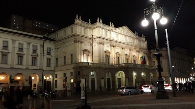 ITALIA - Milano, Fondazione Teatro alla Scala