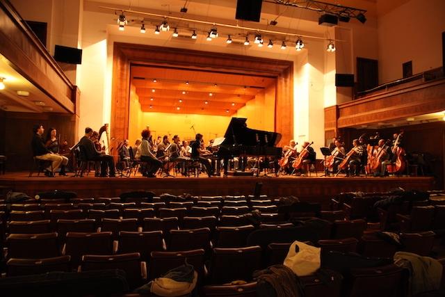 SERBIA - Belgrado, Belgrade Philharmonic Orchestra