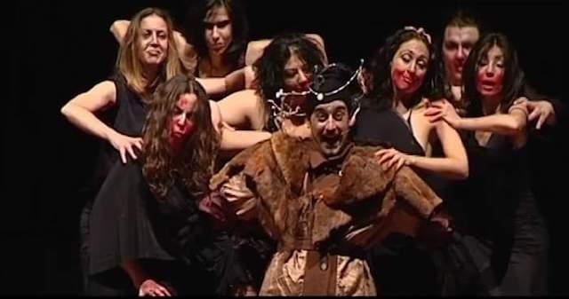 DIONISIACA:  Opera buffonesca al Teatro del Lido di Ostia