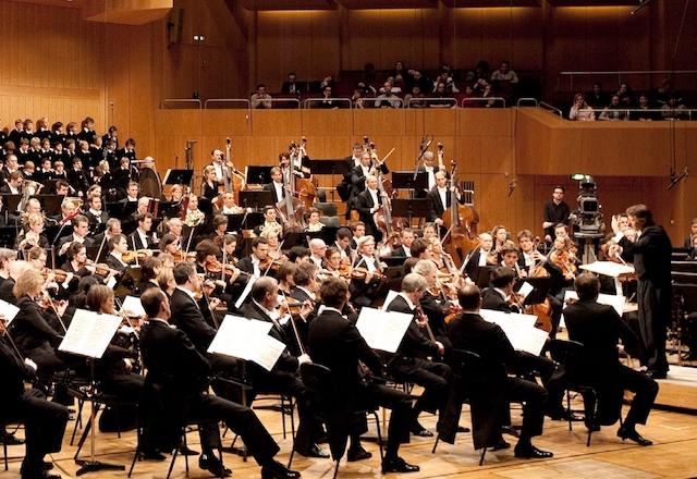 München, Symphonieorchester der Bayerischen Rundfunk