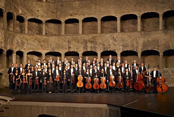 AUSTRIA - Salzburg, Mozarteum Orchester Salzburg