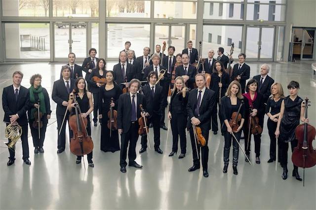 Paris, Orchestre de Chambre de Paris