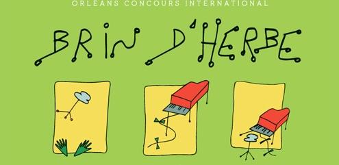 """Concorso internazionale di pianoforte """"Brin d'Herbe"""""""
