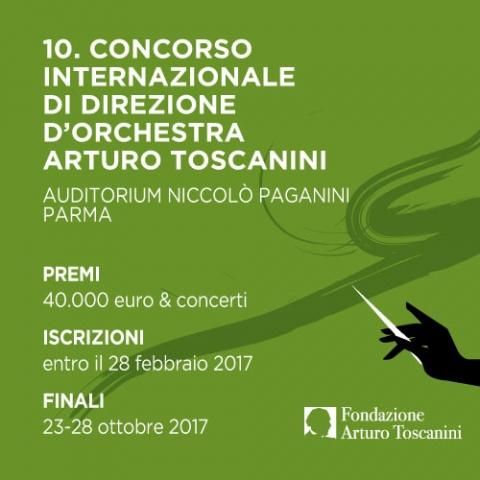 Concorso Internazionale Arturo Toscanini
