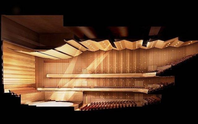 Antwerpen, de Filarmonie