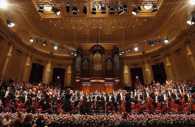 OLANDA - Amsterdam, Concertgebouworkest