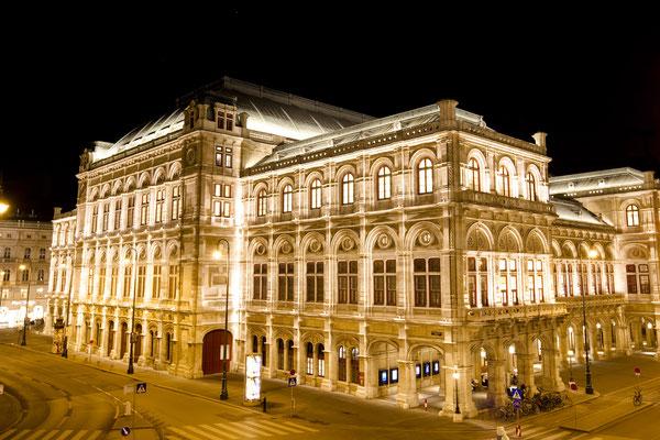 AUSTRIA - Wien, Wiener Staatsoper