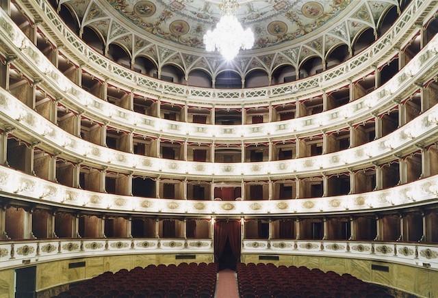ITALIA - Spoleto, Teatro Lirico Sperimentale A. Belli