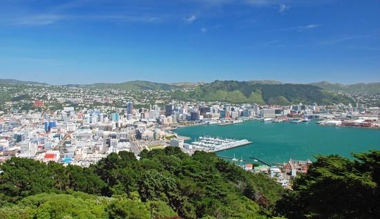 Wellington, New Zealand Symphony Orchestra