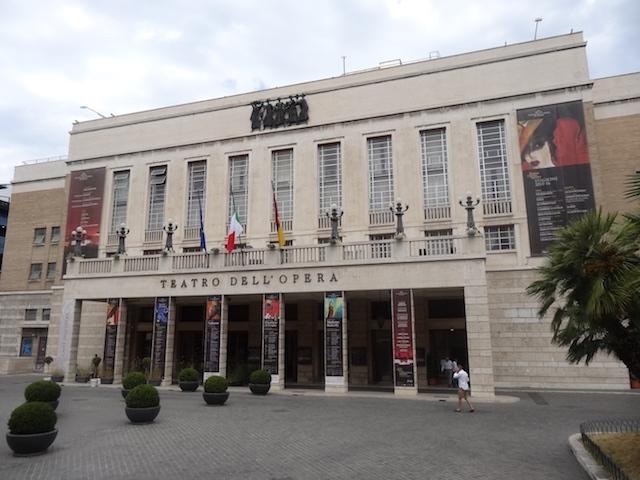 ITALIA - Roma, Fondazione Teatro dell'Opera