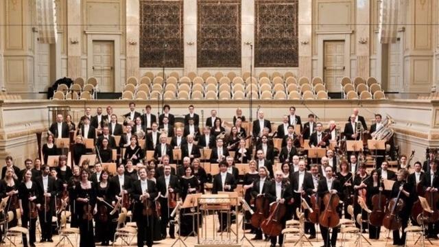 SVIZZERA - Bern, Theater Bern - Berner Symphonieorchester