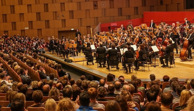GERMANIA - Hannover, NDR Sinfonieorchster