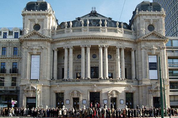Antwerpen, Opera Vlaanderen