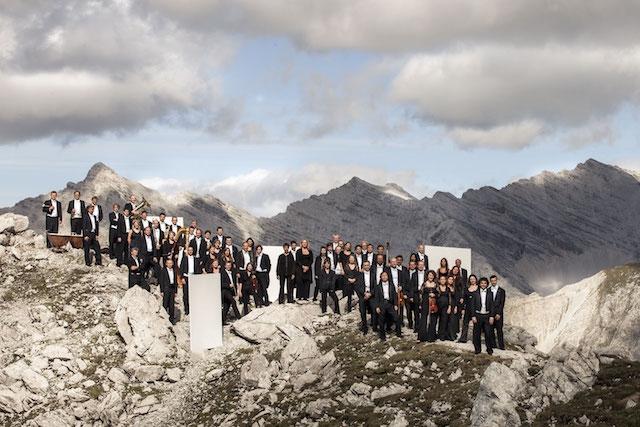 Innsbruck, Tiroler Symphonieorchester
