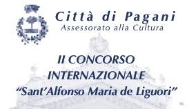 """II Concorso Internazionale  """"Sant'Alfonso Maria de Liguori"""""""