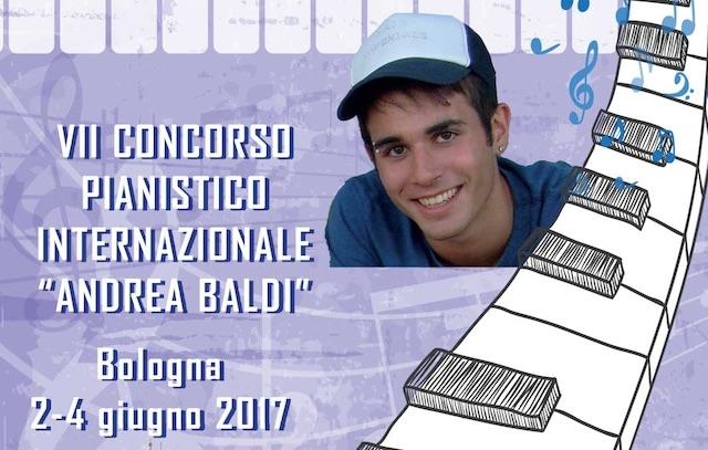 """VII CONCORSO PIANISTICO """"ANDREA BALDI"""""""