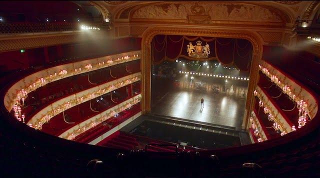 REGNO UNITO - London, Royal Opera House