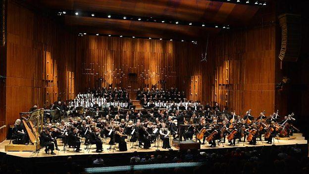 REGNO UNITO - London, BBC Symphony Orchestra