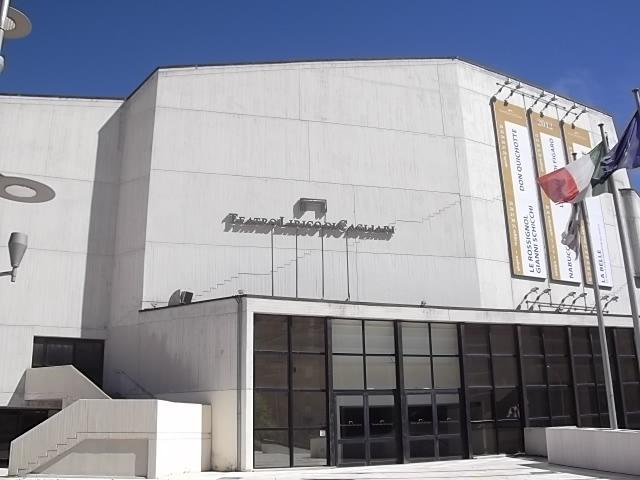 Cagliari, Fondazione Teatro Lirico