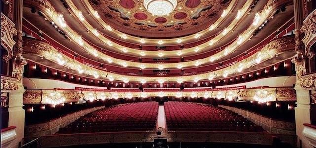 SPAGNA - Barcelona, Gran Teatre del Liceu