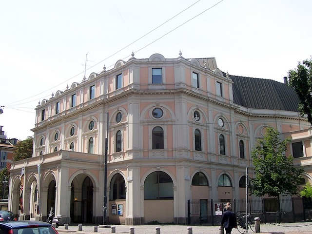 Milano, Teatro Dal Verme