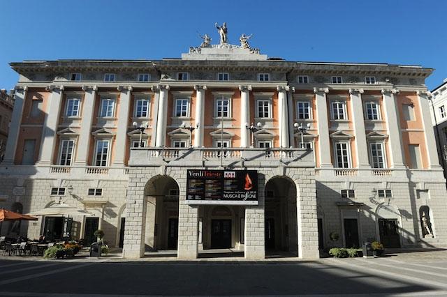 Teatro Verdi di Trieste
