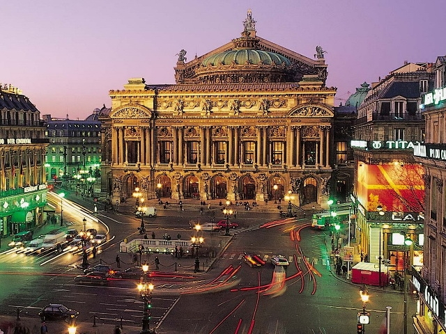 Paris, Opera National