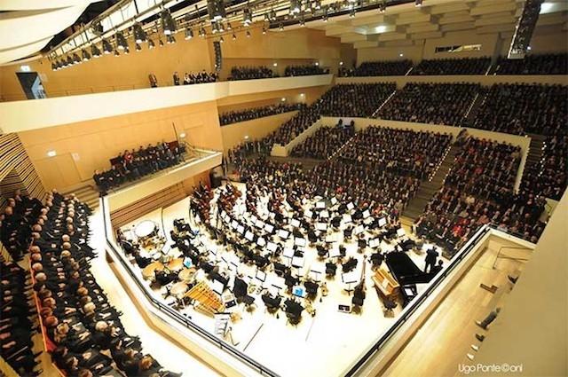 FRANCIA - Lille, Orchestre National de Lille (Région Nord / Pas-de-Calais)