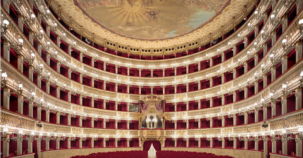 ITALIA - Napoli, Fondazione Teatro di San Carlo