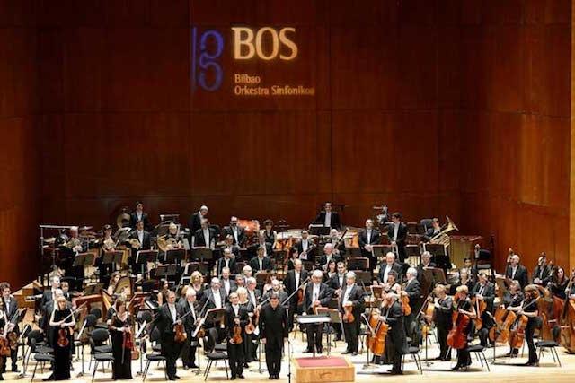 SPAGNA - Bilbao, Bilbao Orkestra Sinfonikoa
