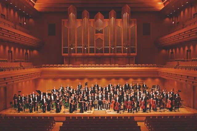 Het Symfonieorkest van de Munt