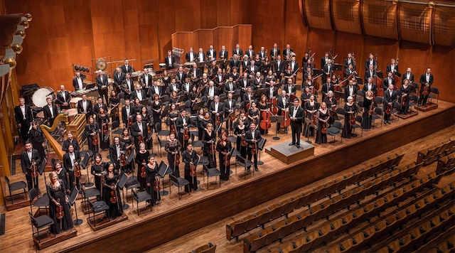 U.S.A. - NewYork, New York Philharmonic Orchestra