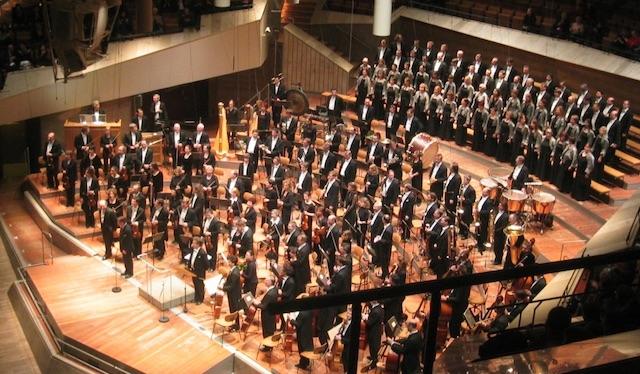GERMANIA - Berlin, Rundfunk-Sinfonieorchester Berlin
