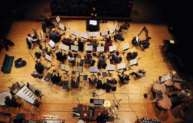 FRANCIA - Paris, Ensemble Intercontemporain