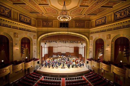 U.S.A. - Detroit, Detroit Symphony Orchestra