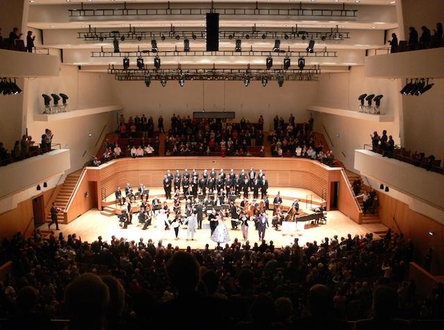 Paris, Orchestre de Paris